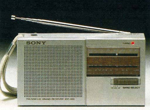 Sony ICF-400S