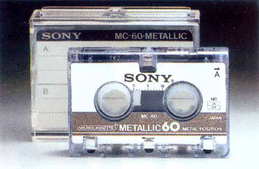 Sony MC-60 Metal
