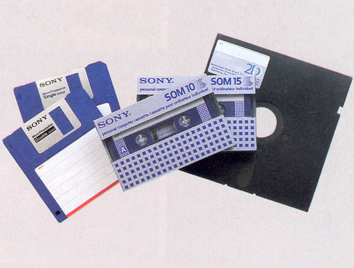 Sony MD-2D