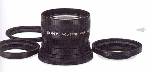 Sony VCL-ES06
