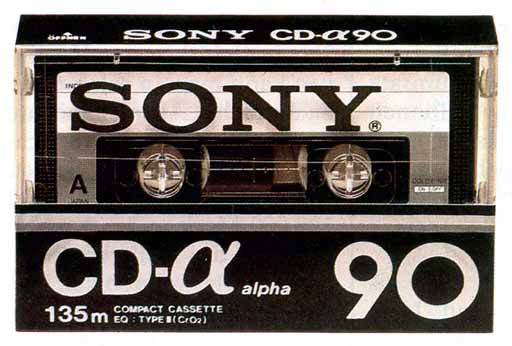 Sony CD-alpha 90